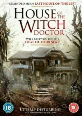 House Of The Witch Doctor *New/sealed HORROR DVD  *FULLY GUARANTEED / FREEPOST*