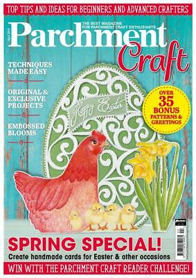 Parchment Craft Magazine - April 2019 issue