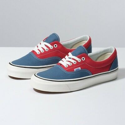 d32cc12631 New VANS Men s Anaheim Factory SP19 Era 95 DX Skate Shoes -  Red(VN0A2RR1VPK1)