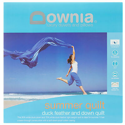NEW Summer Duck Down & Feather Duvet - Downia,Quilts