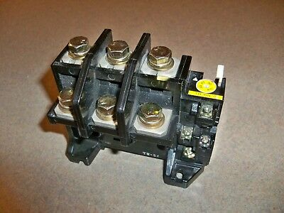 Fuji Electric -- THERMAL OVERLOAD RELAY -- TR-6N/3  -- TR-54