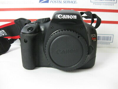 Canon EOS Rebel T2i / EOS 550D 18.0 MP Digital SLR Camera + Battery & Charger