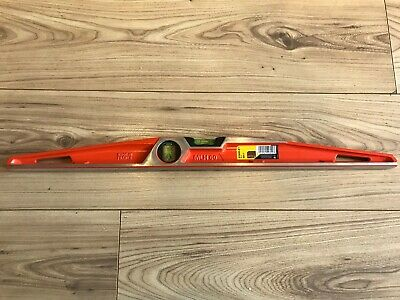 Stanley  1-42-314 Antichoc MLH Spirit Level, Red, 60 cm NEW