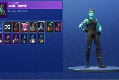 GHOUL TROOPER ACCOUNT (read DESCRIPTION)