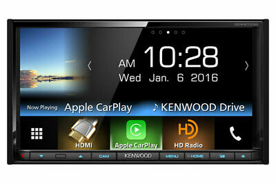 KENWOOD DDX9703S 2-DIN Monitor Receiver With Bluetooth & HD ... on