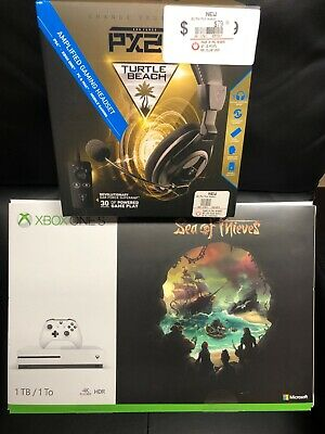 XBOX ONE S 1TB Console - Halo Wars 2 Bundle (Game Download