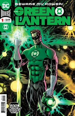 Green Lantern Issue 1 - Local Comic Shop Day Foil Variant - Ltd To 500 Lcsd 2018