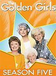 The Golden Girls - The Complete Fifth Season (DVD, 3-Disc Set) LIKE NEW