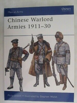 Osprey - Chinese Warlord Armies 1911-30 (Men-At-Arms 463)