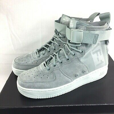 low priced 103fc 794cd Women s NIKE SF AF1 AIR FORCE 1 MID Shoes 8 - 10 Pumice Green  160 AA3966