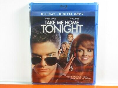 20th Century Fox Take Me Home Tonight Blu-ray NEW!