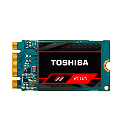Toshiba 240GB SSD Internal Solid State Drive Disk 2242 1600MB/S M.2 NVMe PCIe