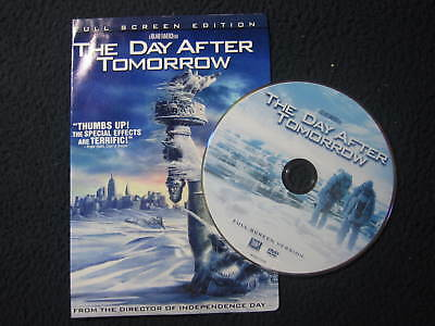 The Day After Tomorrow (Full Screen Edition) [DVD] [2004]