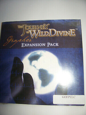 The Journey to Wild Divine Grapher expansion pack