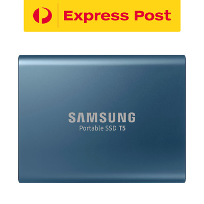New Samsung T5 Portable SSD Drive 250GB EXPRESS