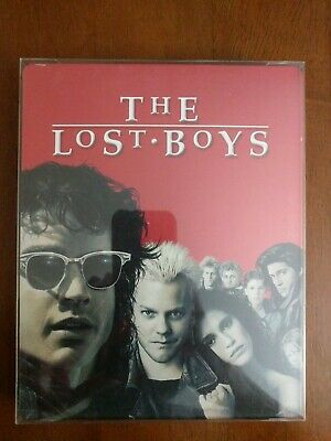 The Lost Boys Steelbook (Blu-ray Disc, 2008, Special Edition)  oop
