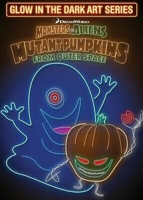 Monsters vs. Aliens: Mutant Pumpkins from Outer Space (DVD, 2018) NEW, sealed