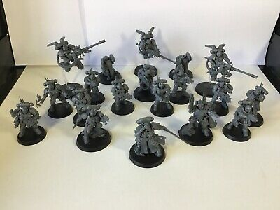 Warhammer 40k - Shadowspear - Vanguard Space Marine Army (all 19 Models)