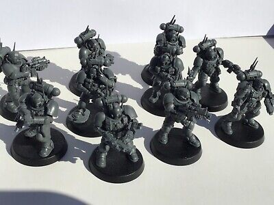 Warhammer 40k - Shadowspear - Vanguard Space Marine 10 X Infiltrators