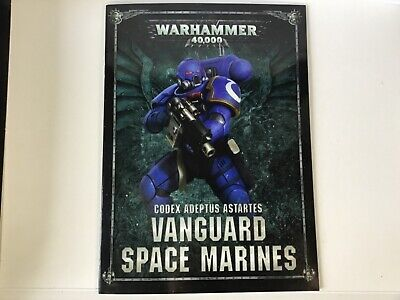 Warhammer 40k - Shadowspear - Codex Vanguard Space Marine
