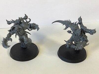 Warhammer 40k - Shadowspear Daemonkin Chaos Space Marines 2 X Greater Possessed
