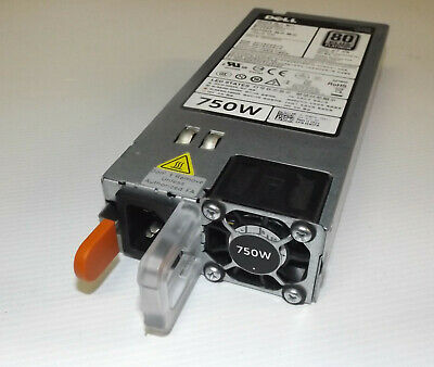 Dell 750W Power supply 06W2PW R520 R620 R720 R820 R720XD 80+ Platinum 6W2PW