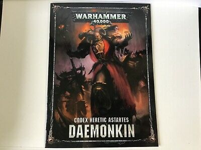 Warhammer 40k - Shadowspear - Codex Daemonkin Chaos Space Marine