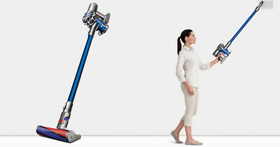 DYSON V6 Fluffy Cordless Vacuum Cleaner Hand Stick New (Aus Stock)..