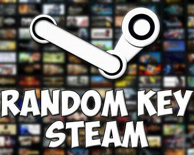 50x Random Steam Keys + 10x GOLD Games Key Bonus - Up To 99$ - CHEAPEST