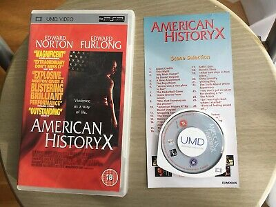 UMD Video for PSP - American History X - UK Version