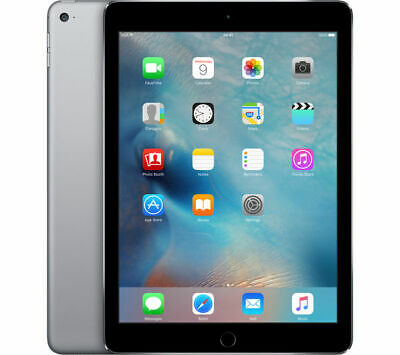 Apple iPad Air 2 128GB Wi-Fi  Cellular Three 9.7in Space Grey
