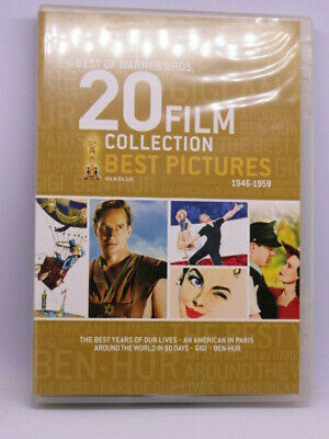Best Of Warner Bros. 20 Film Collection 1946-1959 Dvd With Free Shipping