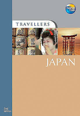 Japan (Travellers) (Travellers), Thomas Cook Publishing, Used; Good Book