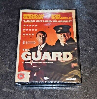 The Guard-Dvd-Brendan Gleeson,don Cheadle,mark Strong - Brand New & Sealed 2011
