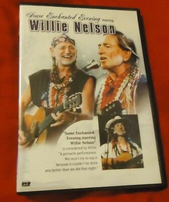 Some Enchanted Evening Starring Willie Nelson Dvd