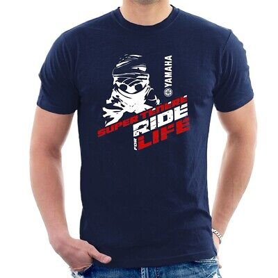 YAMAHA SUPER TENERE T-SHIRT Inspired Ride For Life Motorcycles ALL SIZES M68