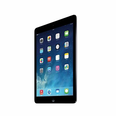 Apple iPad Air 1st Gen 16GB Wi-Fi Cellular Three 9.7in Space Grey