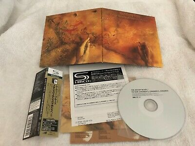 Moody Blues For Our Childrens Shm-Cd Mini Lp Made In Japan 2008 Rare Oop