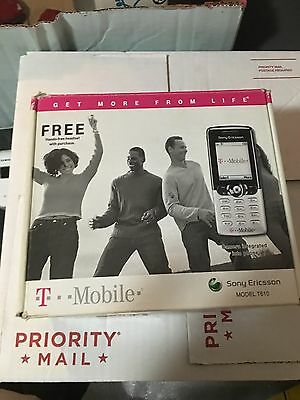SONY ERICSSON T610 Box Only T-Mobile