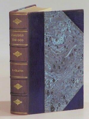 Robert Graves - Claudius the God and his wife Messalina, first edition, 1934