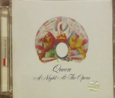 094420 Queen - A Night at the Opera - (CD x 2)