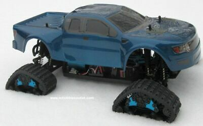 RC Snow Track Truck Brushess Electric 1/10 PRO LIPO 2.4G 4WD 01053