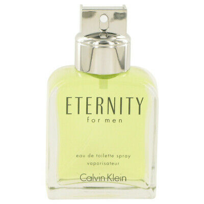 Eternity For Men by Calvin Klein Your Choice of Size NEW