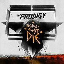 Invaders Must Die by The Prodigy   CD   condition good