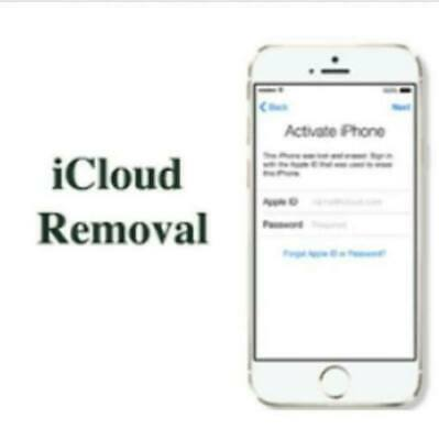 APPLE ICLOUD REMOVAL for IPHONES, IPADS, WATCHES