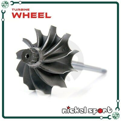 Mitsubishi TF035HL 4M42 for P/N 49135-07100 Turbocharger Turbine Shaft Wheel NEW