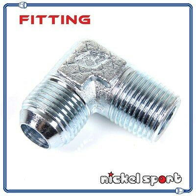 108-10BLK Black Hardline Fitting End Adapter Fitting 5//8 Tube To Female AN10