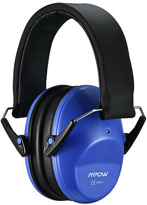 Mpow 068 Kids Ear Protection Safety Ear Muffs, NRR 25dB Noise Reduction Hearing