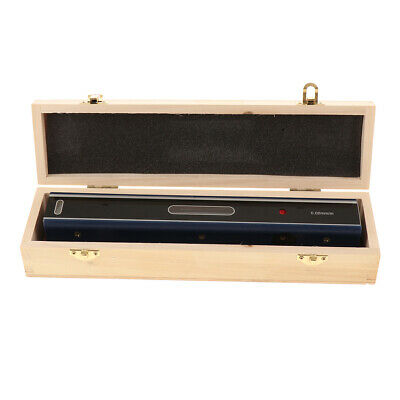 Precision Bar Level Tool with Case 0.02mm, High Accuracy, Sensitivity, 300mm
