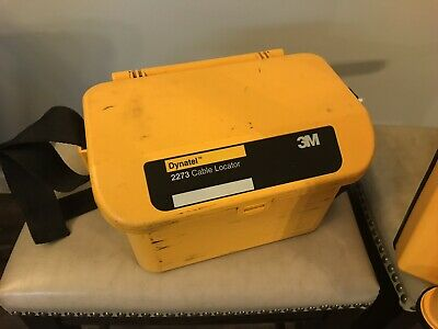 3M Dynatel 2273 Pipe Cable Locator Transmitter